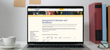 Assessment and Appeal Calendar